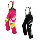 FXR Women's X System Insulated Snowmobile Pants w/ F.A.S.T Sizes XS-3XL