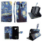 For LG 306G Wallet PU Leather Flip Case Card Holder Cover