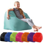 BEANBAG Tub Chair Beans Childrens Seat Kids Bean Bag Filled XXL Armchair Style