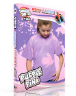 Shadow Shifter KIDS PURPLE Unisex Color Changing TShirt Like Hypercolor