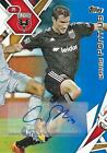2015 Topps Major League Soccer Base Autograph Cards Blue Parallel Numbered to 50