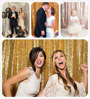 Gold Sequin Backdrop,Wedding Backdrop Sequin Backdrop Photo Booth,Size:8ft x10ft