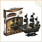 3D Paper Jigsaw Puzzle New Cubicfun Model Kit Ships Vessels Pirate Gift Kid DIY