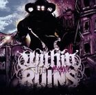 Within the Ruins - Invade (CD 2010)