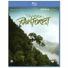 IMAX - Tropical Rainforest (Blu-ray Disc, 2011)  BRAND NEW