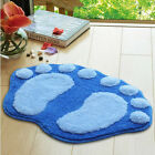 Soft Feet Memory Foam Bedroom Bath Bathroom Floor Shower Carpet Plush Mat Rug