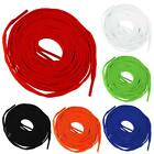 Coloured Athletic Shoelaces String Laces for Sneakers Roller Skate Trainer Shoes