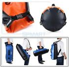 30L Beach Boating IPX7 Waterproof Pouch Dry Outdoor Bag & Padded Shoulder Straps