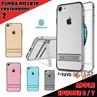 FUNDA NILLKIN CRASHPROOF 2 PARA IPHONE 7 CARCASA FUNCION SOPORTE