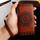 Luxury Slim Wallet Magnetic Leather Flip Case Cover For iPhone 7 SE 5 6S 7 Plus