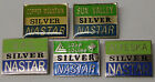 SKI PIN BADGE Skiing NASTAR SILVER - Copper Louise Valley Vail Alyeske CHOOSE 1