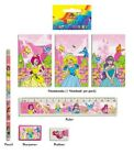 5 Piece Princess Stationery Set, party loot bag filler gift