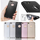 Thin Rubber Carbon Fiber Soft TPU Silicone Case Cover For Apple iPhone 7 6s Plus