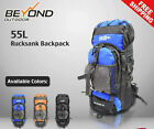 55L Camping Hiking Travel Backpack RUCKSACK Water proof Backpack with Rain Cover