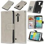 Retro Flip Leather Card Holder Stand Wallet Case Cover For Various Phones Model
