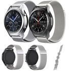 Cheap Hot! Milanese Magnetic Steel Wrist Band Strap For Samsung Gear S3 Bacelet