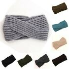 Women Warm Chunky Cable Knitted Turban Headband Ear Warmer Head Wrap Winter USA