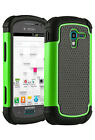 Shockproof IMPACT Rugged Hybrid Armor Samsung Galaxy Exhibit T599 Case Cover