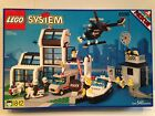 *RARE* LEGO Rescue 6598 Metro PD Station w/Rescue Vehicles NEW/SEALED 1996