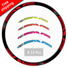 Mountain bike bicycle wheel rim stickers for ENVE M60 replacement race decals