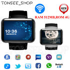 "Unlocked Cawono DM98 2.2"" WIFI GPS Bluetooth Android Smart Watch Phone 4GB lot"