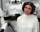 CARRIE FISHER 56 (PRINCESS LEILA STAR WARS) PHOTO PRINT