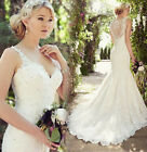 New White/Ivory Wedding Dresses Fashion Ball Bridal Gowns for Women Multi-Styles