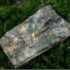 Mens Camouflage Camo Cargo Shorts Hunting Fishing Half Pants Relaxed Fit
