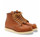 NIB RED WING Men's 10875 Traction Tred 6-inch Boot MADE IN USA SZ 7-10 D E