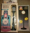 G Scale LGB  1 22.5 Batt Operated Lamp And Elect Illuminated Clock  New In Box