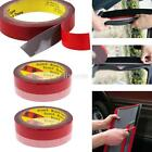 For Auto Truck Car Acrylic Foam Double Sided Adhesive Tape Length 3m