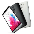 "New LG G3 D851 Android Smartphone T-Mobile Unlocked 4G LTE 32GB 13MP 5.5"" Screen"