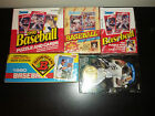 (5) UNOPENED BOXES OF 1990'S BASEBALL CARDS
