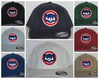 "Chicago Cubs ""Flex Fit"" Cap ⚾Hat ⚾CLASSIC MLB PATCH/LOGO ⚾8 Cool Colors ⚾NEW on Ebay"