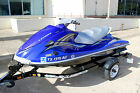 2008 YAMAHA WAVE RUNNER VX DELUXE AND TRAILER ONLY 58 HRS NO RESERVE