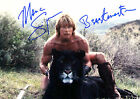 MARC SINGER (THE BEAST MASTER) 01 FILM ACTOR SIGNED PHOTO PRINT 01