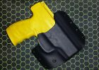 Walther - PPS M2 Black Kydex Holster Right Or Left Handed your choice of belt lo