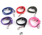 New Pet Dog Puppy Colorful lead Leash Super Strong Collar and Lead Gift