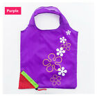 Recycle Cute 8 Colors Eco Handbag Reusable Bag Shopping Tote Bags Strawberry