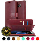 GOOSPERY® [Mansoor] Wallet Case Flip Cover Leather For Galaxy Note iPhone LG G V