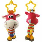 Fawn Dog Hand Bell Rattles Tinkle Rattles Toys Bed Hanging Bell Bedside Bell