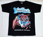 S-5XL JUDAS PRIEST DEFENDERS OF THE FAITH'84 NEW BLACK T-SHIRT