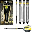 Dave Chisnall 80% Tungsten Soft Tip Darts by Target - Available in 18 or 20 Gram