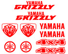 Yamaha Grizzly or Kodiak Decal Kit Stickers 700 550 660 4x4 atv many colors