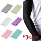 Stretch UV Protection Arm Mnff Long Sleeves Sun Covers for Cycling Golf Driving