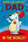 humorous father's day DAD card funny fathers day cute - 7 cards to choose from!