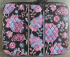 Vera Bradley Laptop Sleeve in Alpine Floral, Soft Padded Case, NWT