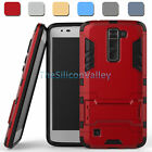 Armor Slim Kickstand Protective Phone Shockproof Cover Case For LG K7 / Stylo2