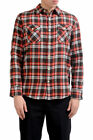 Slade Wilder Men's Multi-Color Plaid Long Sleeve Casual Shirt Sz M XL