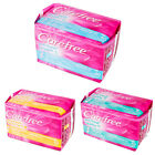 Carefree Regular Thin & Soft Liners Quickly Absorb Maximum Freshness 40 Liners